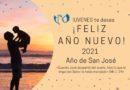 Feliz 2021. Año de San José