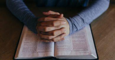 La oración en el nuevo testamento